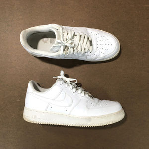 Nike Air Force 1 '07 Men's Size 13 Triple White